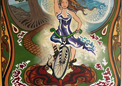 Bicycle Goddess - FOR SALE