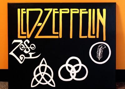 Band Logo - School Of Rock 2013