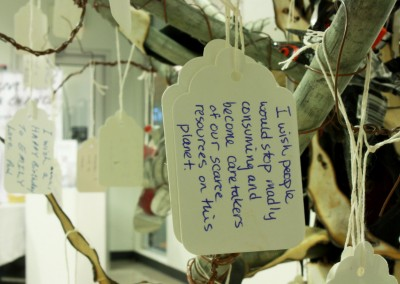 Wish Tree - Limelight 2012