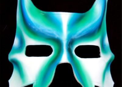 Mask I - Paul Loberg 2012