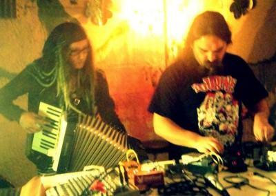 Emerald City Lounge 2012 Christine White Artist