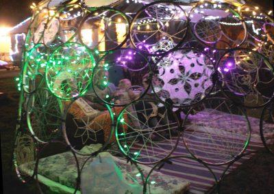 Bike Wheel Dome - Default Diversion 2016